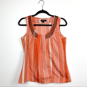 Striped Light Professional/Casual Blouse